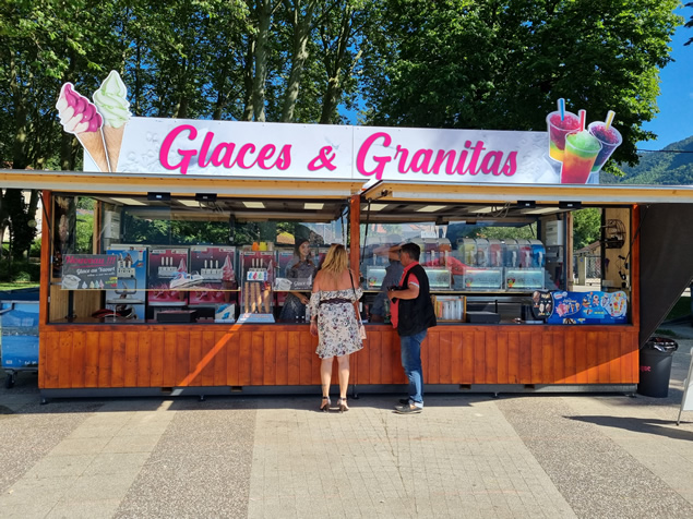 glaces-granitas
